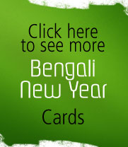 Bengali New Year eCards